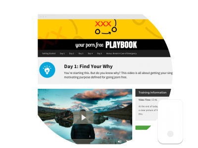 Your Porn Free Playbook Course